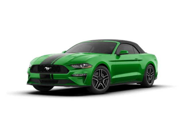 2019 Ford Mustang Ecoboost Premium Convertible for sale in Howell at Bob Maxey Ford of Howell Inc.